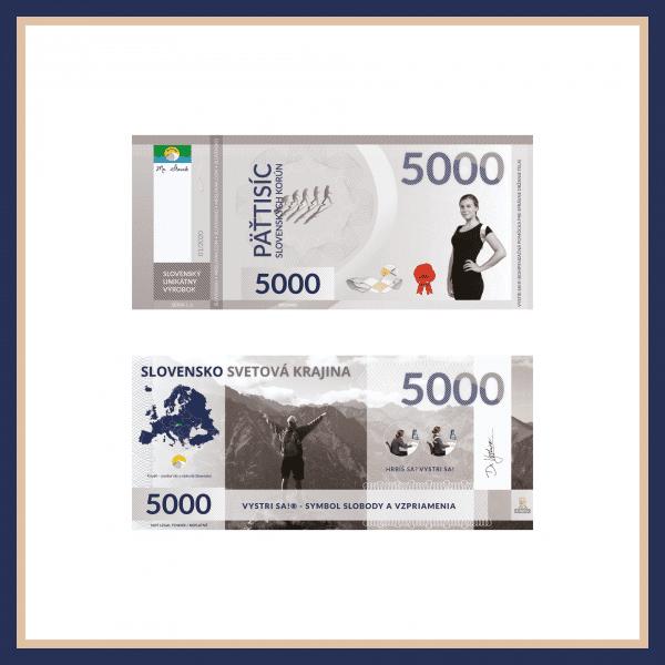 pamätná bankovka