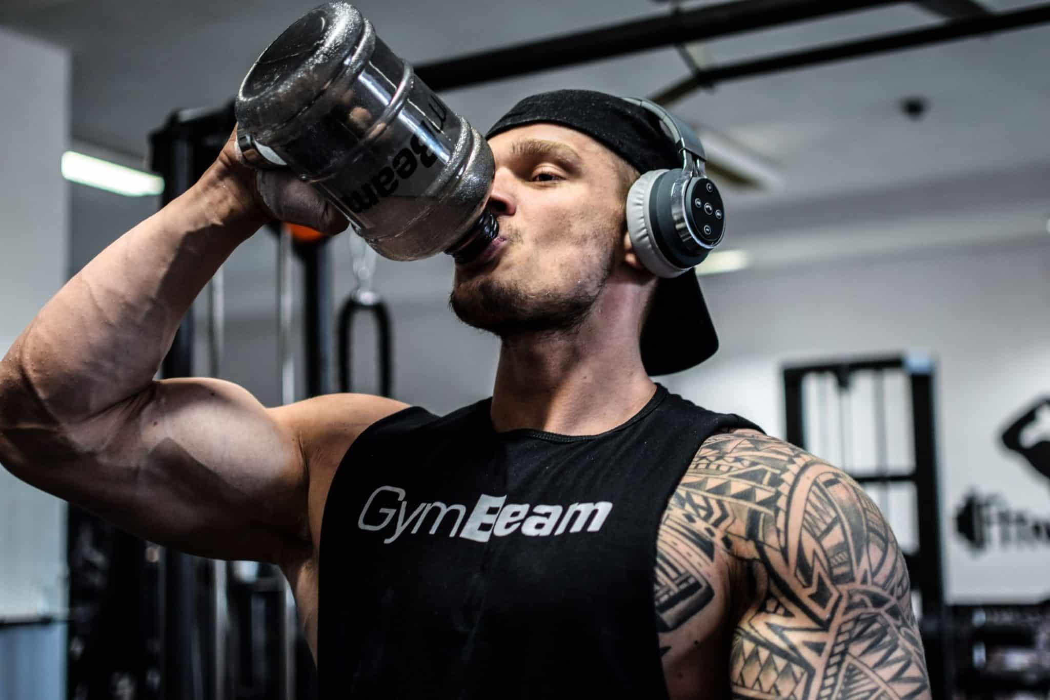 Fľaša Hydrator GYMBEAM