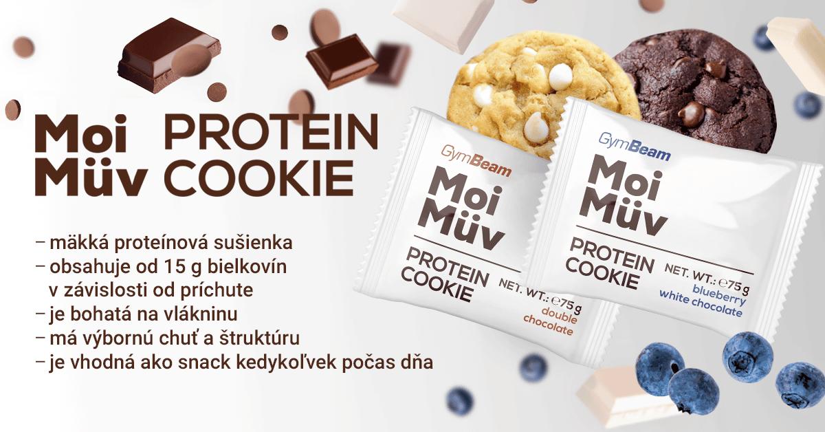 MoiMüv Protein Cookie - GymBeam