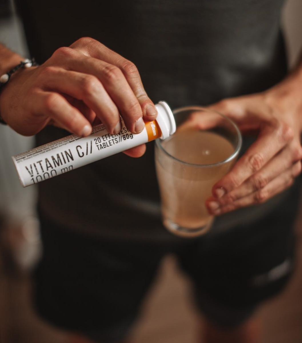 Vitamín C 1000 mg - GymBeam