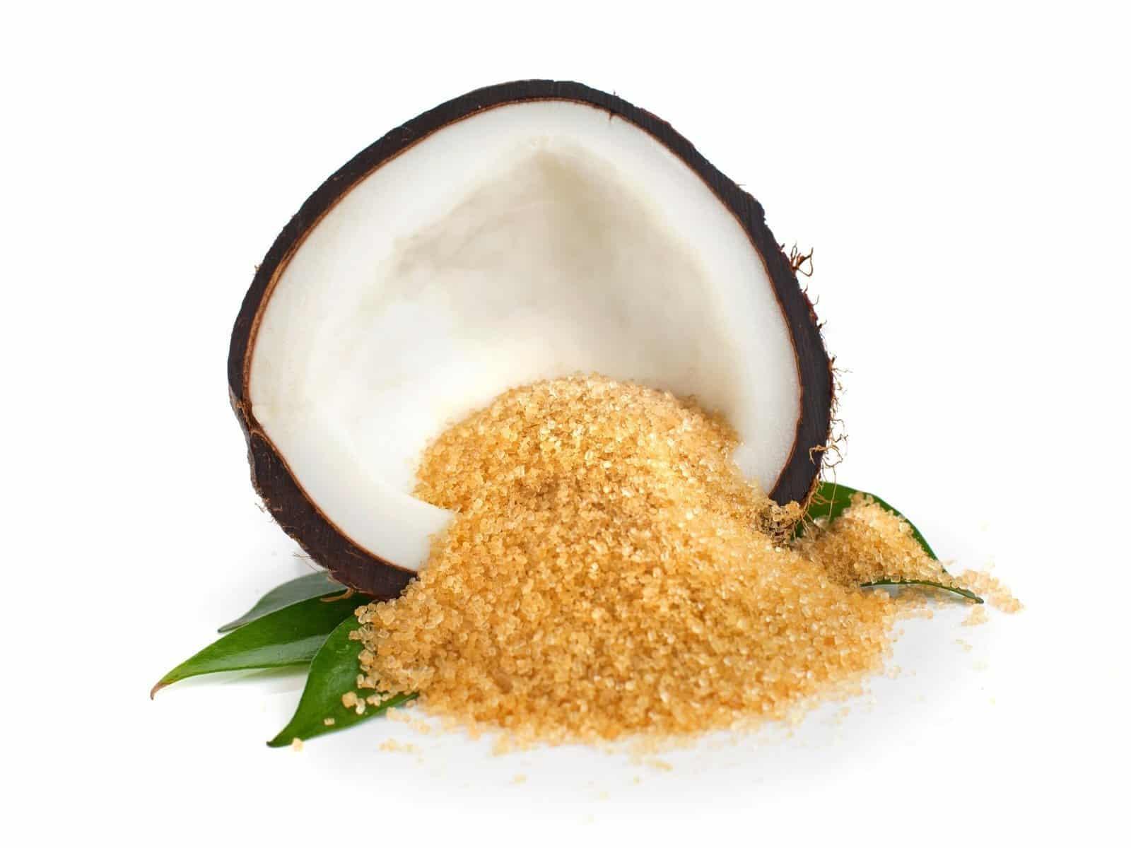 Bio Coconut Sugar - prírodný kokosový cukor v bio kvalite
