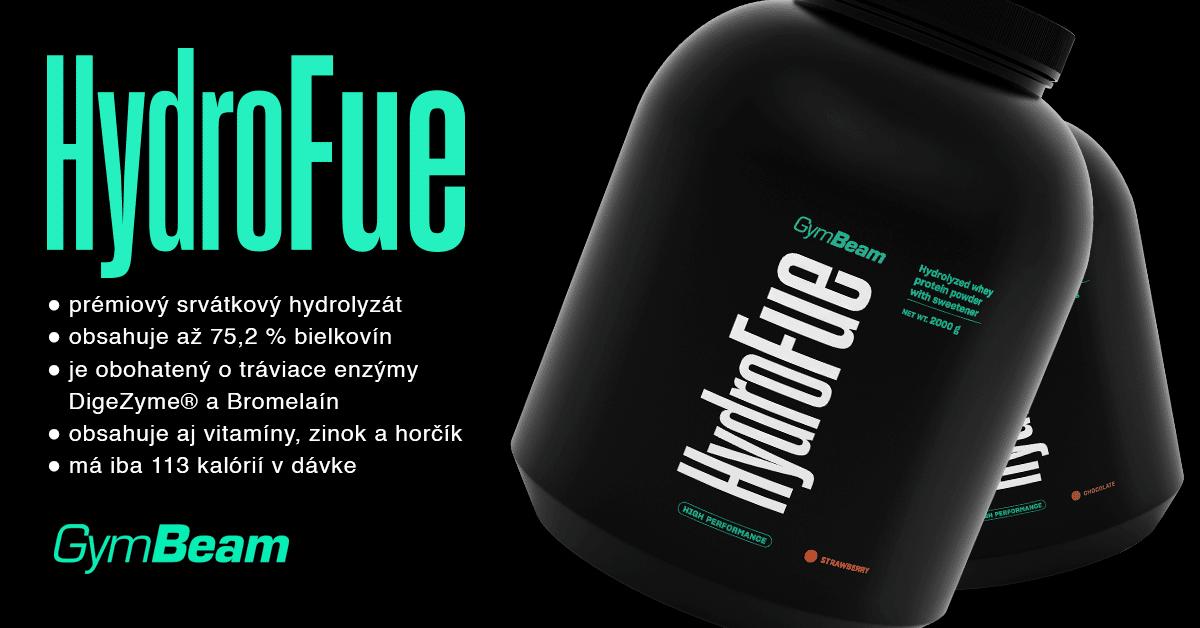 Proteín HydroFue – GymBeam