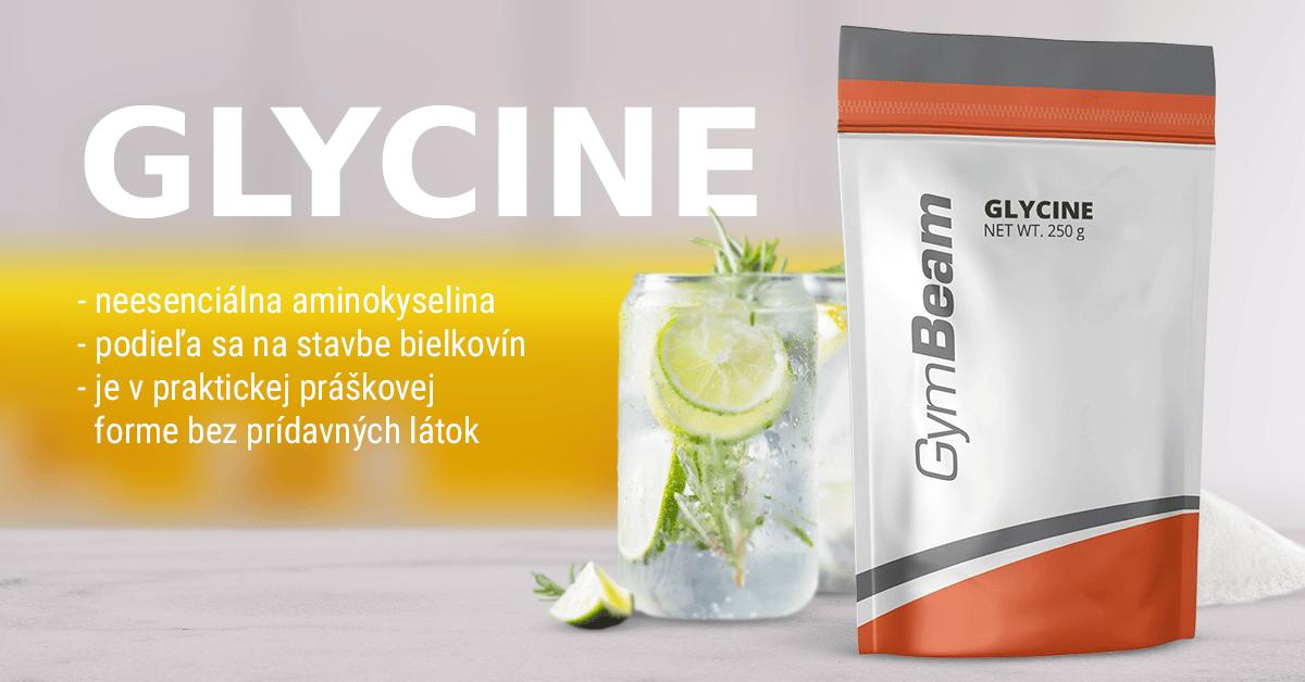 Glycín - GymBeam