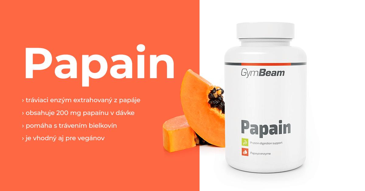 Papaín - GymBeam
