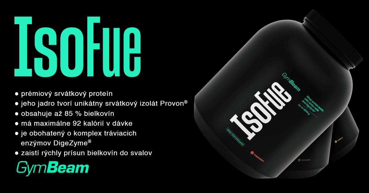 Proteín IsoFue - GymBeam