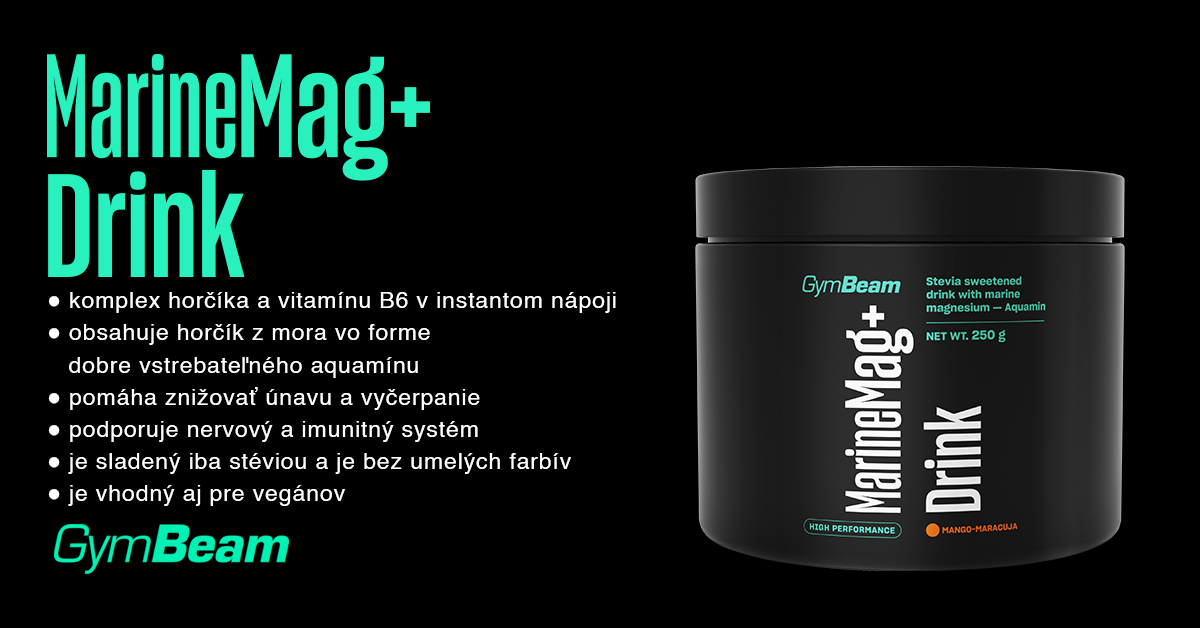 Marine Mag+ Drink - GymBeam